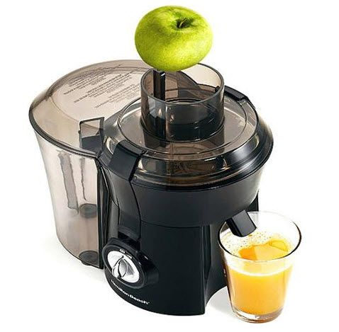 What does the Krups Juice Extractor do?