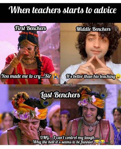 Pin By Saurab Raj On Radhakrishn Funny Jokes Some Funny Jokes Fun Quotes Funny School Quotes Funny