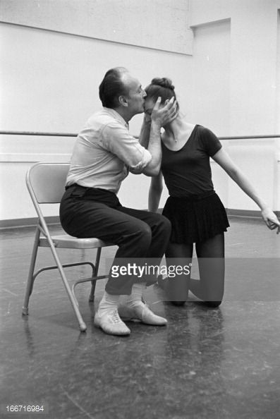 The New York City Ballet Directed By George Balanchine