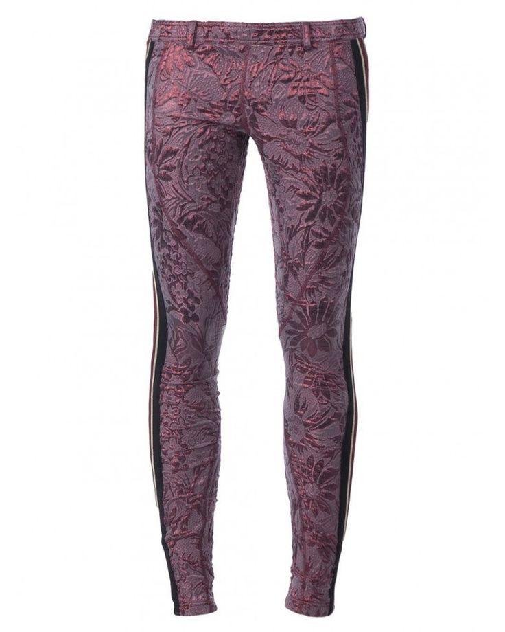 Faith Connexion Stretch Cotton Blend Clique Skinny Trousers