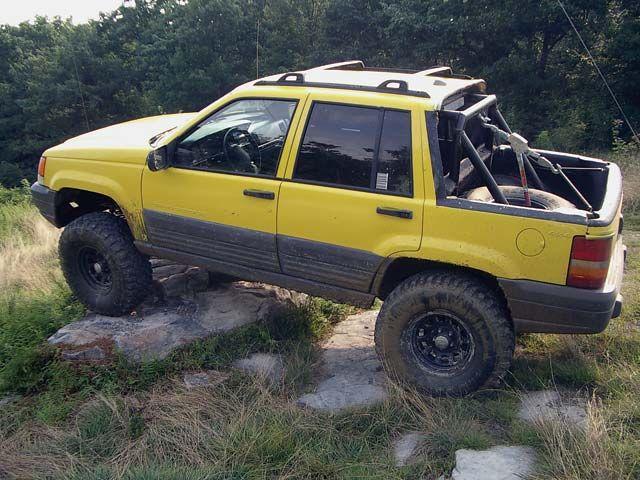 1996 Jeep Grand Cherokee Laredo 1992 Ford Explorer 1988 Suzuki Samurai 1974 Chevy 4 Wheel And Off Road Magazine
