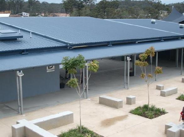 Ritek Roof System Coomera Springs State School, Queensland