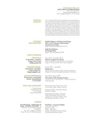33 best GET A JOB images on Pinterest Resume design, Cleaning - landscape architect sample resume