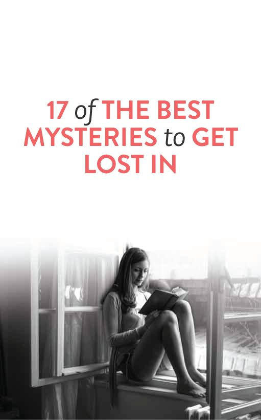 17 best mystery books.