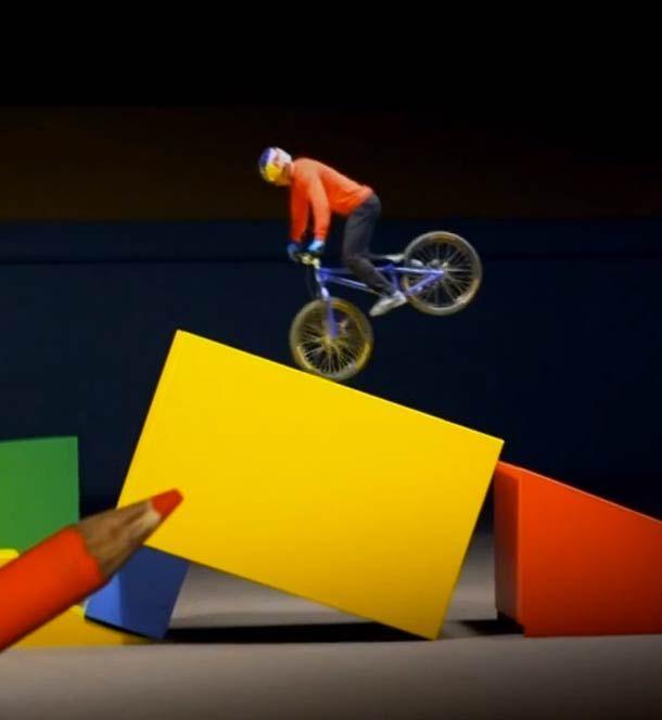 Dany MacAskill's Imaginate – Vélo Trial et Jouets Géants !