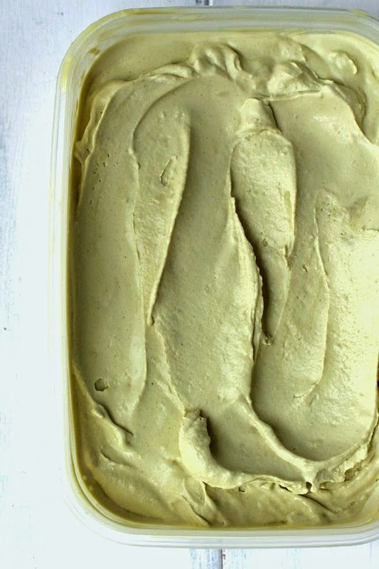 Milk and Honey: Matcha Ice Cream