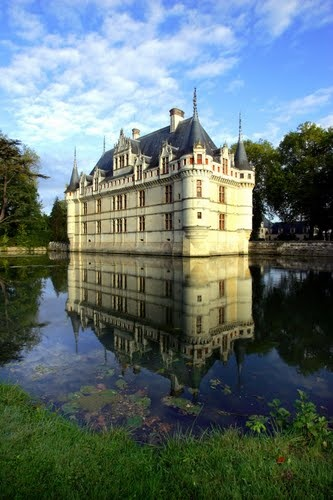 azay le rideau touraine loire valley france travel pinterest. Black Bedroom Furniture Sets. Home Design Ideas