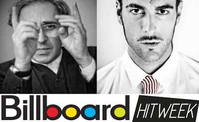 MARCO MENGONI HITS LOS ANGELES WITH FRANCO BATTIATO