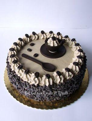 Il Goloso Mondo di Minu': Espresso cake!