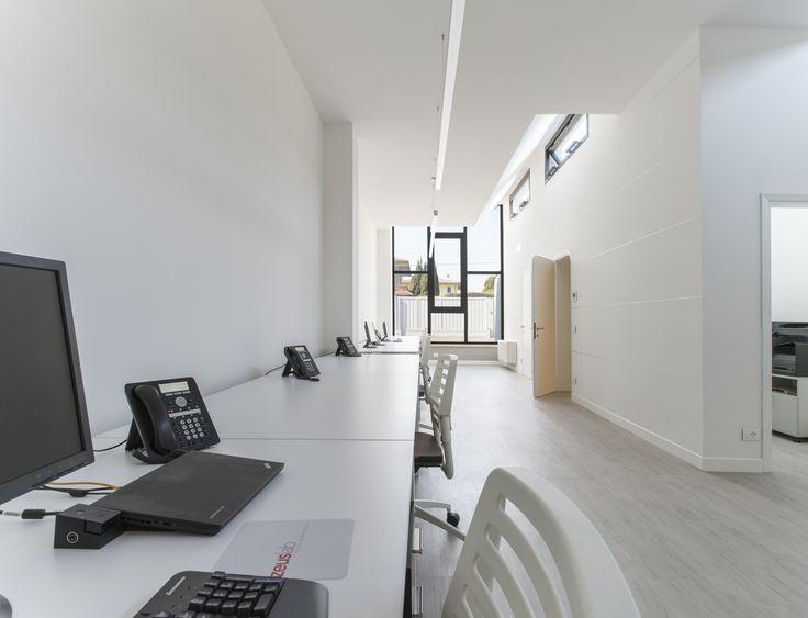 Sala computer, la domotica By-me di #Vimar trasforma l'ex sede di un'azienda tessile in un edificio 4.0. Scopri di più → https://www.vimar.com/it/it/software-house-bassano-del-grappa-13031172.html