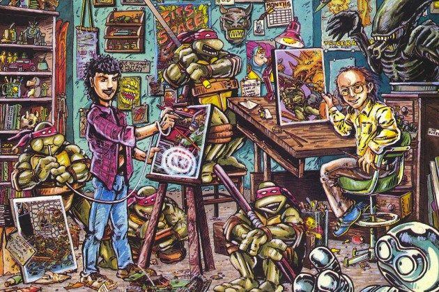Today In Comics History: The Birth Of The Teenage Mutant Ninja Turtles!