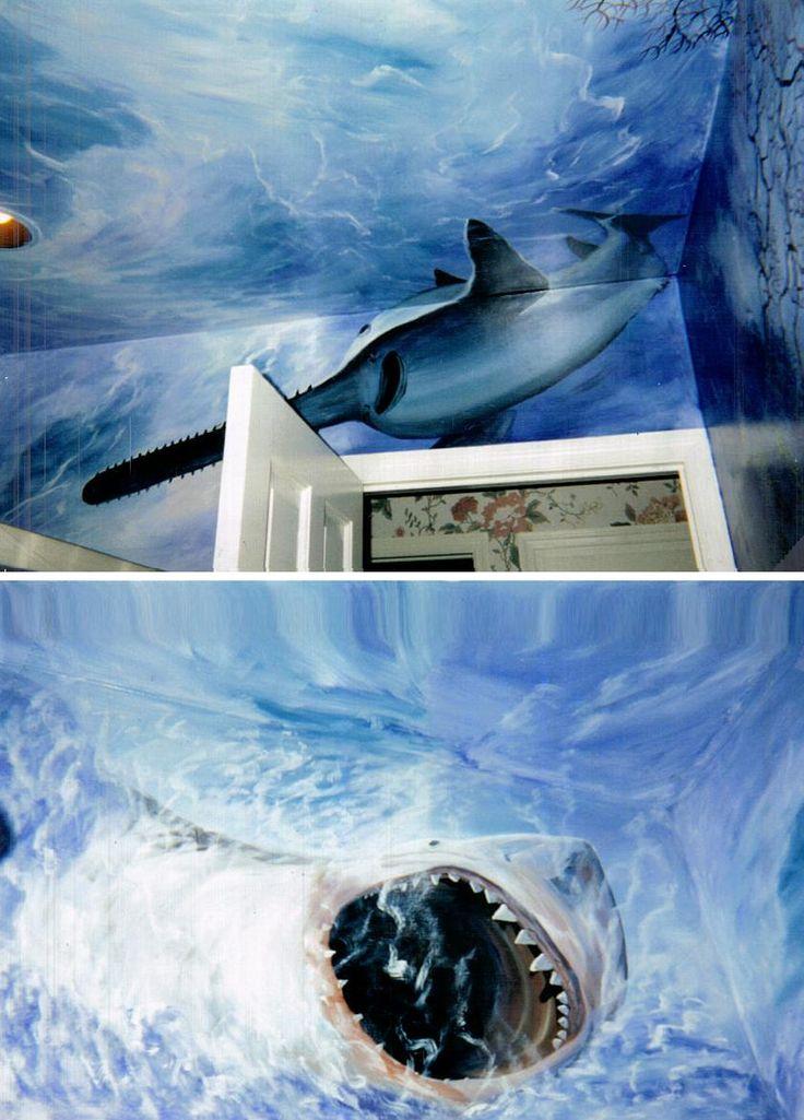 28 Best Images About Underwater Murals On Pinterest