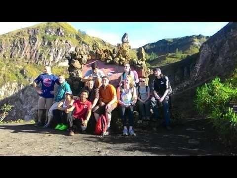 Bali Tour Guide for Mt Batur Trek |Agung trek |Cycling |Bali Cultural | Bagus Bali Sunrise Trekking - YouTube