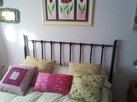 M s de 25 ideas incre bles sobre cabecero de hierro en pinterest dormitorios de granja - Cabecero de hierro ...