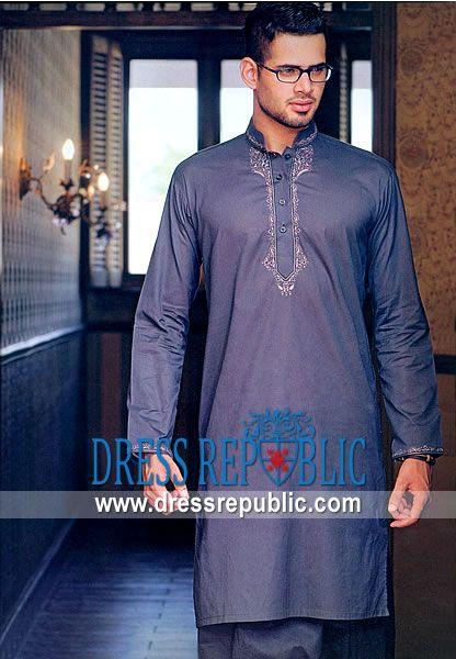 Style DRM1107, Product code: DRM1107, by www.dressrepublic.com - Keywords: Mens Shalwar Kameez for Mehndi, Sangeet, Engagement Party, EID and Ramadan