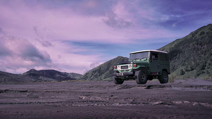 Wisata Gunung Bromo, Landscape terbaik di Jawa Timur | Colouring Indonesia