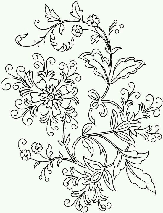 The 104 best // arTErapia: flores// images on Pinterest | Coloring ...
