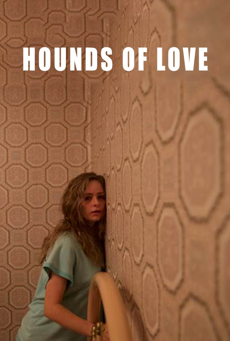 Hounds of Love  AUS 2017 dir Ben Young 108 mins Starring Emma Booth, Ashleigh Commings, Stephen Curry.  Vicki's parents have recently separated and she is feeling treacherously rebellious. Sneaking out of her bedroom to head to a party, she has no idea of the dangerous path she is about to take. Abducted back to the deranged couple's home, Vicki watches in horror as the scope of their vicious mind games and deadly obsessions unfold in front of her.