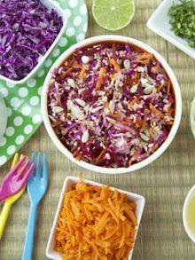 Grated Vegetable Salad   Weelicious