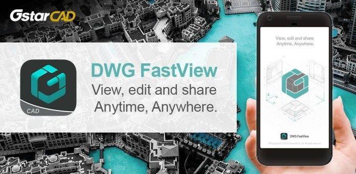 DWG FastView-CAD Viewer & Editor v3 1 9 Full Unlocked Paid APP