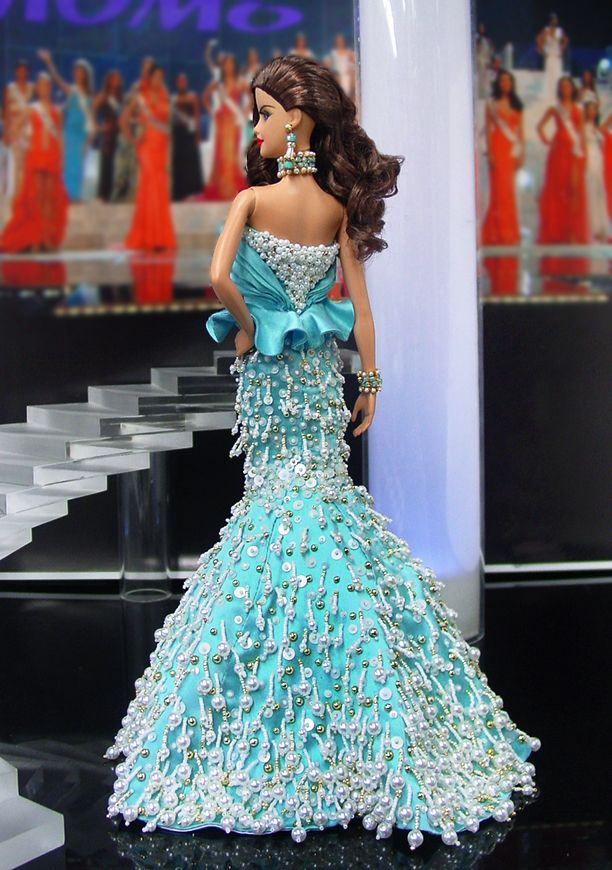 17 Best images about Barbie Miss World on Pinterest | Miss michigan, Fashion dolls and Miss west