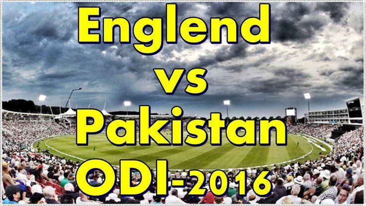 ★ England vs Pakistan Highlights ★ Pak vs England ODI series 2016 ★ England Rack…