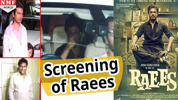 Raees देखने के बाद Film की तारीफ करते नहीं थके Bollywood Stars.|Johny Lever। Ritesh Sidhwani। Zoya ।Bollywood celebs like Shah Rukh Khan, Nawazuddin Siddiqui, Johny Lever, Neila Devi, Ritesh Sidhwani, Rahul Dholakia, Zoya Akhtar and others graced ...... Check more at http://tamil.swengen.com/raees-%e0%a4%a6%e0%a5%87%e0%a4%96%e0%a4%a8%e0%a5%87-%e0%a4%95%e0%a5%87-%e0%a4%ac%e0%a4%be%e0%a4%a6-film-%e0%a4%95%e0%a5%80-%e0%a4%a4%e0%a4%be%e0%a4%b0%e0%a5%80%e0%a4%ab-%e0%a4%95%e0%a4%b0%e0%a4%a4/