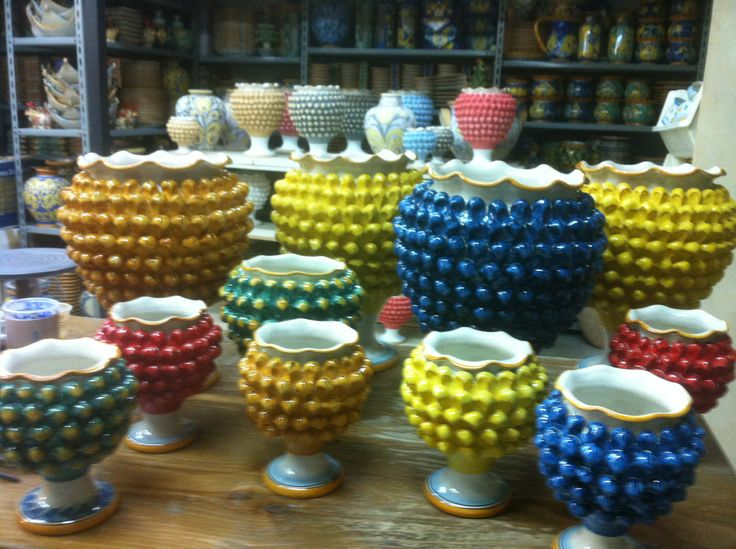 17 Best images about Ceramica a Caltagirone on Pinterest  Ceramics, Facebook...