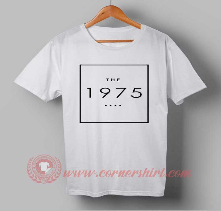 The 1975 T shirt #tshirt #tee #tees #shirt #apparel #clothing #clothes #customdesign #customtshirt #graphictee #tumbrl #cornershirt #bestseller #bestproduct #newarrival #unisex #mantshirt #mentshirt #womanTshirt #text #word #white #whitetshirt #menfashion #menstyle #style #womenstyle #tshirtonlineshop #personalizetshirt #personalize #quote #quotestshirt #wear #personalizedtshirt #outfit #womenfashion #the1975tshirt