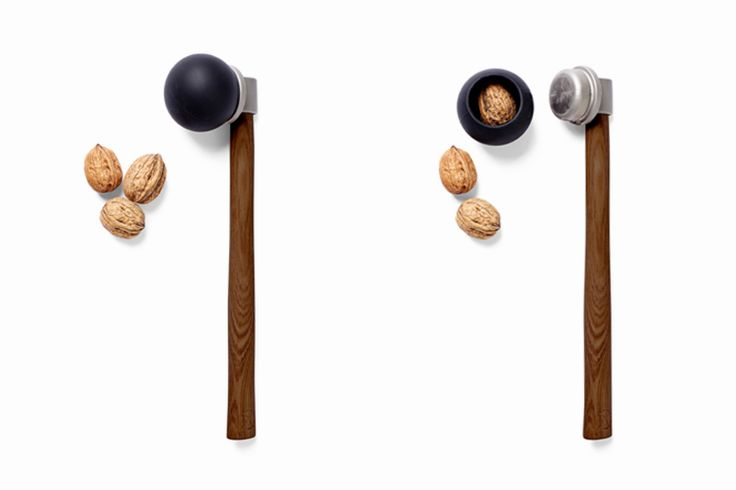 Nut Hammer by Roger Arquer