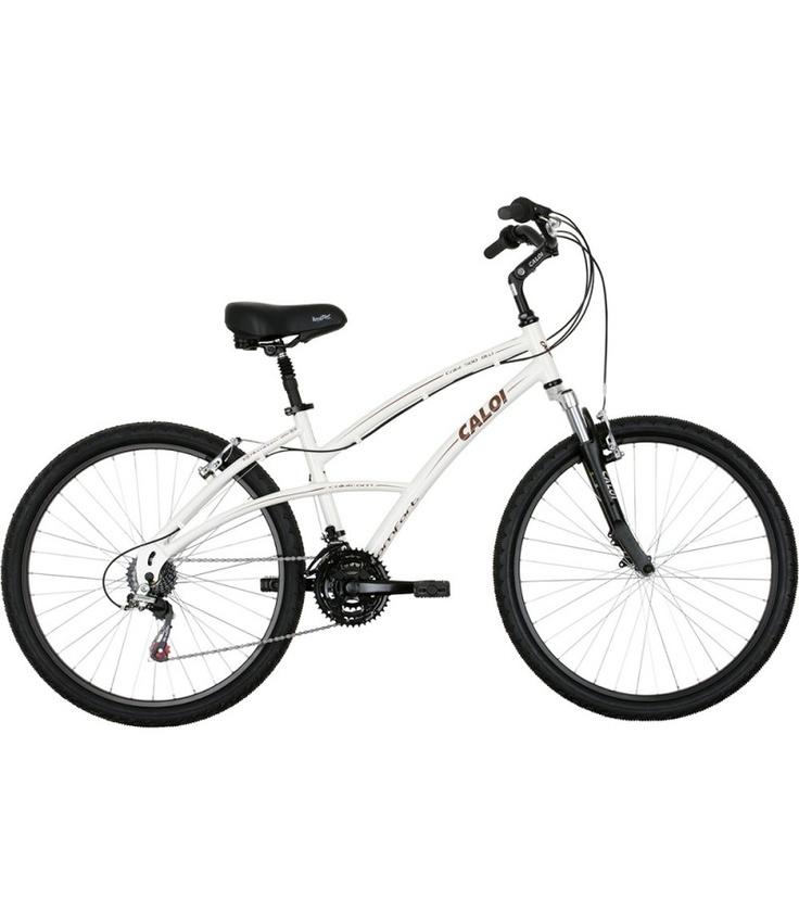 Bicicleta Caloi 500 Feminina Branca