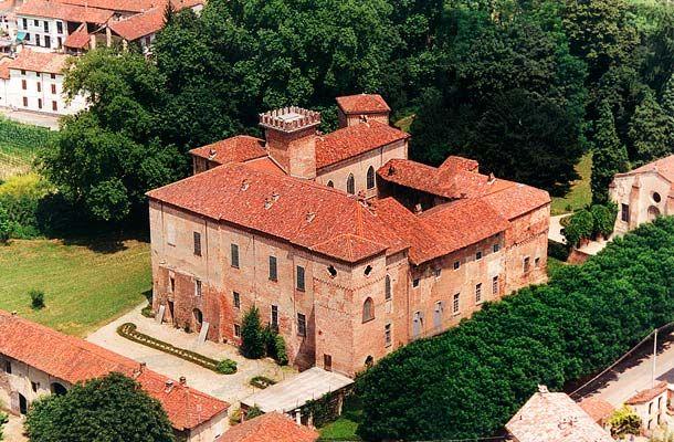 Castello Giarole, Alessandria, Piemonte.