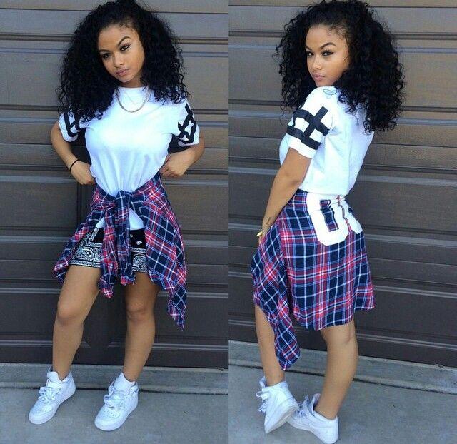 Girl swag | #PrettyGang | Pinterest | Follow me, Girl swag ...