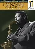 Jazz Icons: Cannonball Adderley Live in '63 [DVD] [English] [1963]