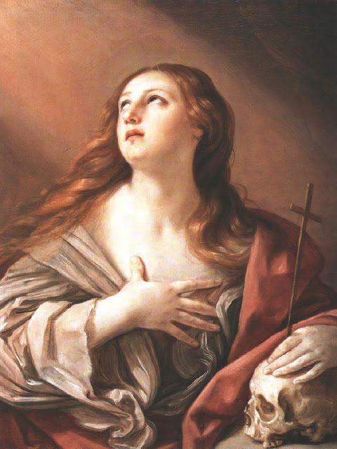Η μετανοούσα Μαγδαληνή - 1635