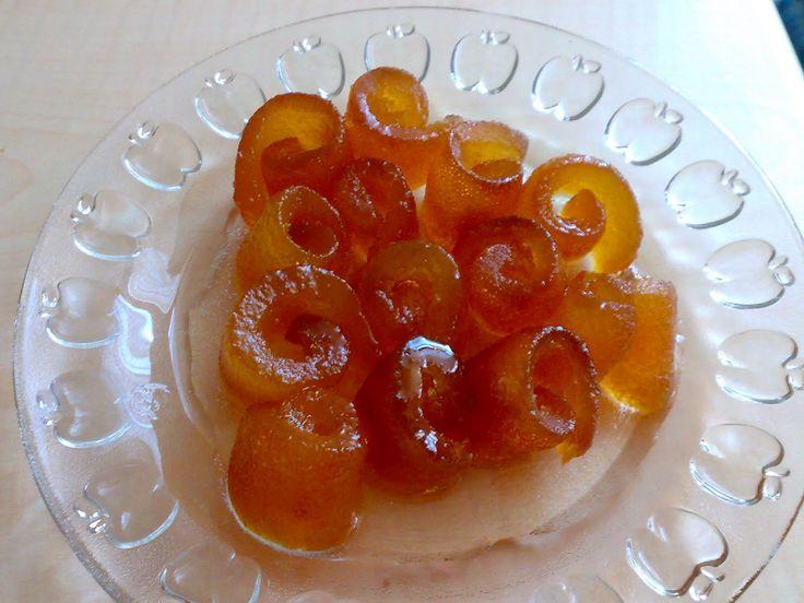 MALZEMELER:  6 adet yafa portakal (veya limon, greyfurt,amber, turunç)  6 su bardağı şeker  yarım limon suyu veya 1 gr limon tuzu   YAPILIŞI...