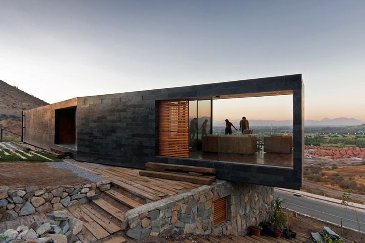 Casa Benimelis, Polidura & Talhouk, La Reserva – © Aryeh Kornfeld