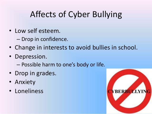 the technological issue of cyber bullying 2014-02-10  68% of teens agree that cyber bullying is a serious problem.