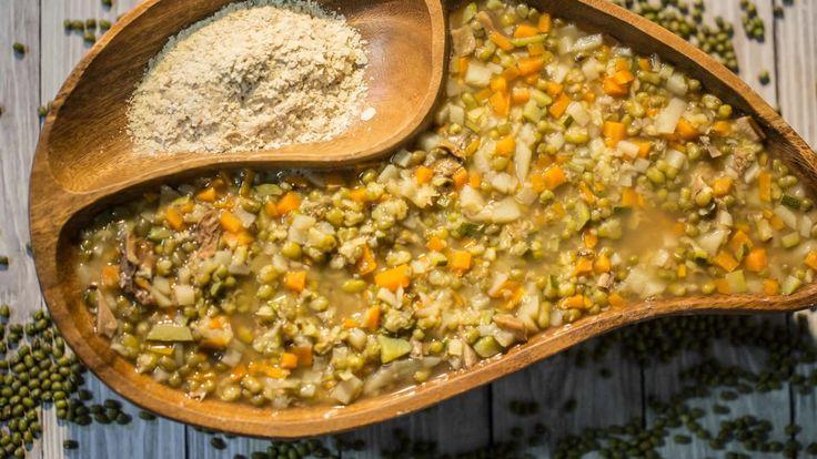 Zuppa di Fagioli Azuki