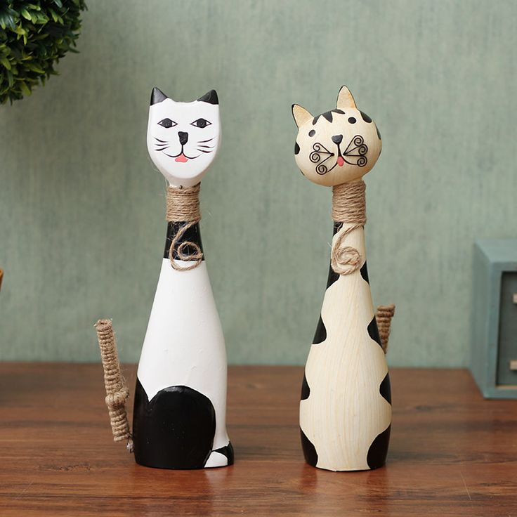 Home Decoration And Furnishing Articles Couple Characters: Best 25+ Cat Statue Ideas On Pinterest