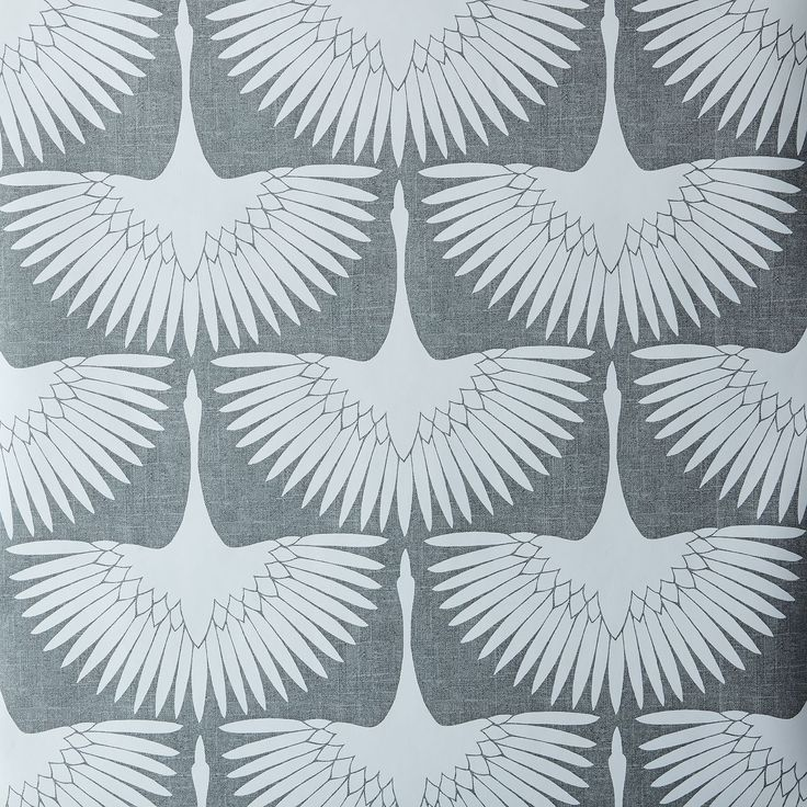 Self-Adhesive Wallpaper, Feather Flock on Food52
