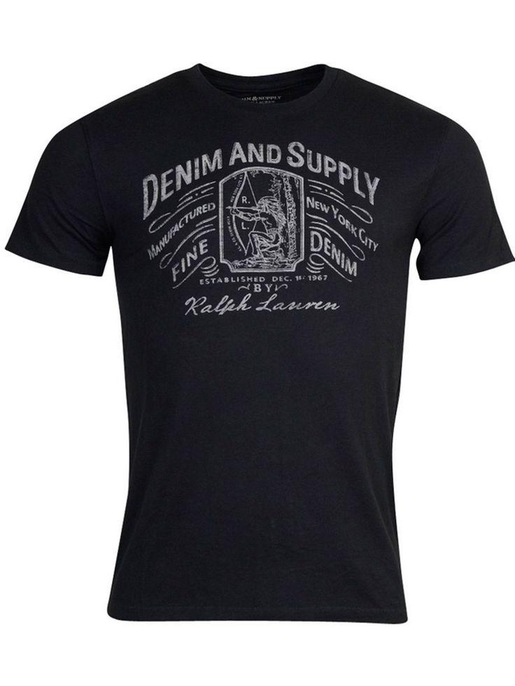 camiseta DENIM & SUPPLY