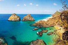 Águas de Pontal: Arquipélagos brasileiros