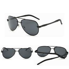 Gafas de sol Para Hombres Y Mujeres Diseñador de la Marca Fresca de Alta Calidad gafas de Sol Polarizadas 2016 Gafas de Sol UV400 Proteger