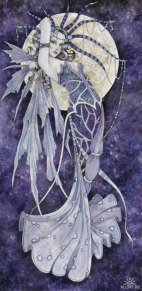 bracelets for men Fantasy Art  Fairies  Artist  Linda Ravenscroft