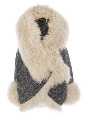alexander mcqueen cardigan coat