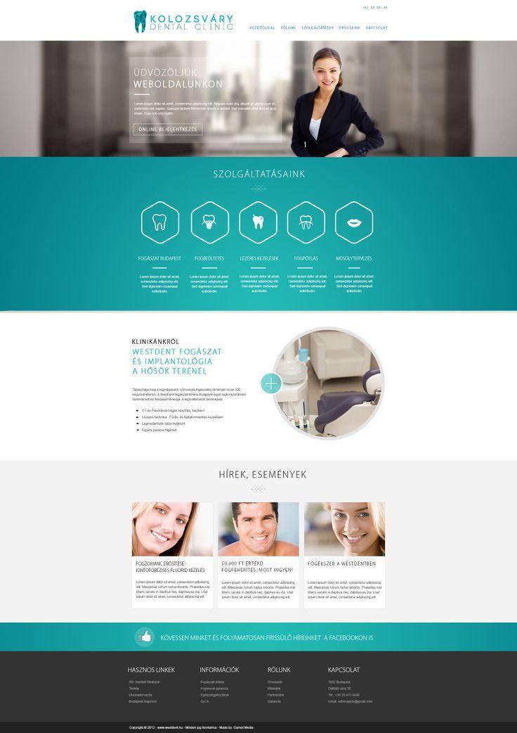 Kolozsváry webdesign