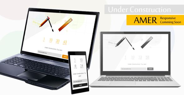 Amer - Under Construction Specialty Pages