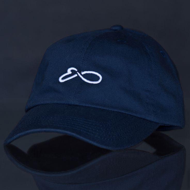 "Eons ""Loop"" Navy Adjustable Cap"