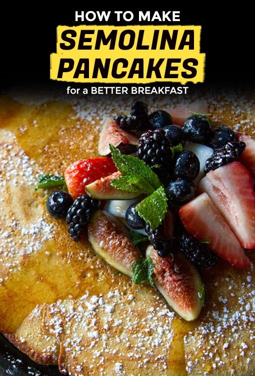 53 best pancakes images on pinterest pancake brunch and crepes italian style semolina pancakes thatll make your nonna proud extra crispy ccuart Image collections